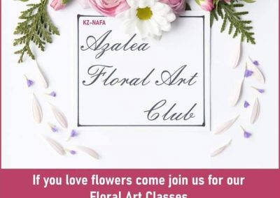 A new floral club in KZN